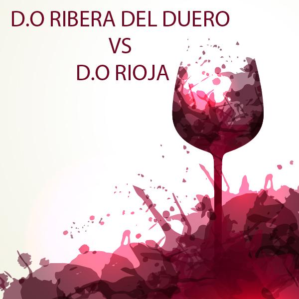 DIFERENCIAS ENTRE VINOS DE RIBERA DEL DUERO Y LA RIOJA