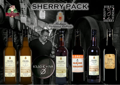 SHERRY PACK